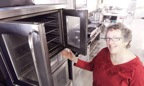 Salina E-Community Commercial Kitchen Celebrates First Birthday