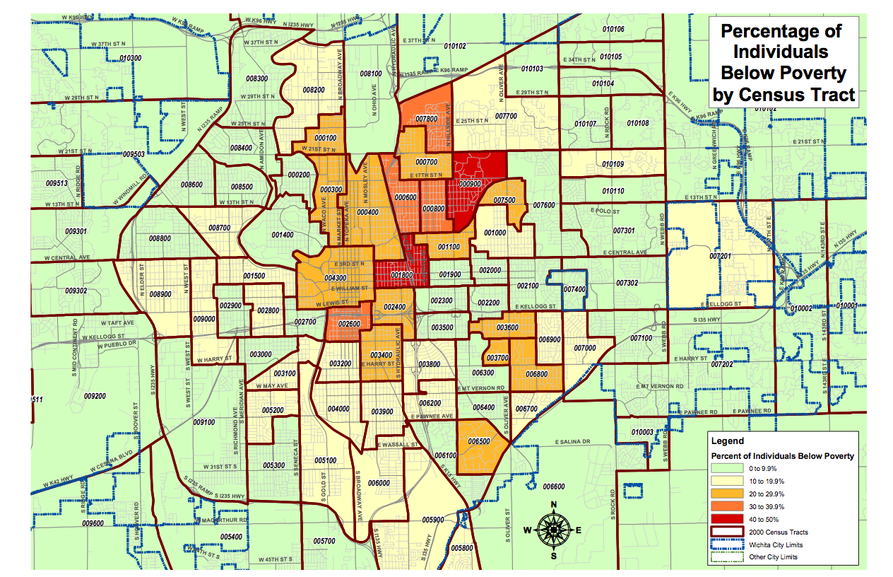 Wichita casino map gambling addiction and losses on axes