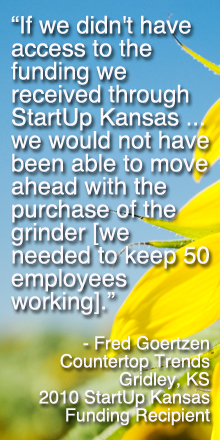 StartUp Kansas success