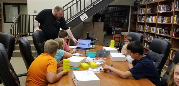 Hodgeman County's Maker Camp_2