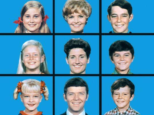 Brady Bunch graphic