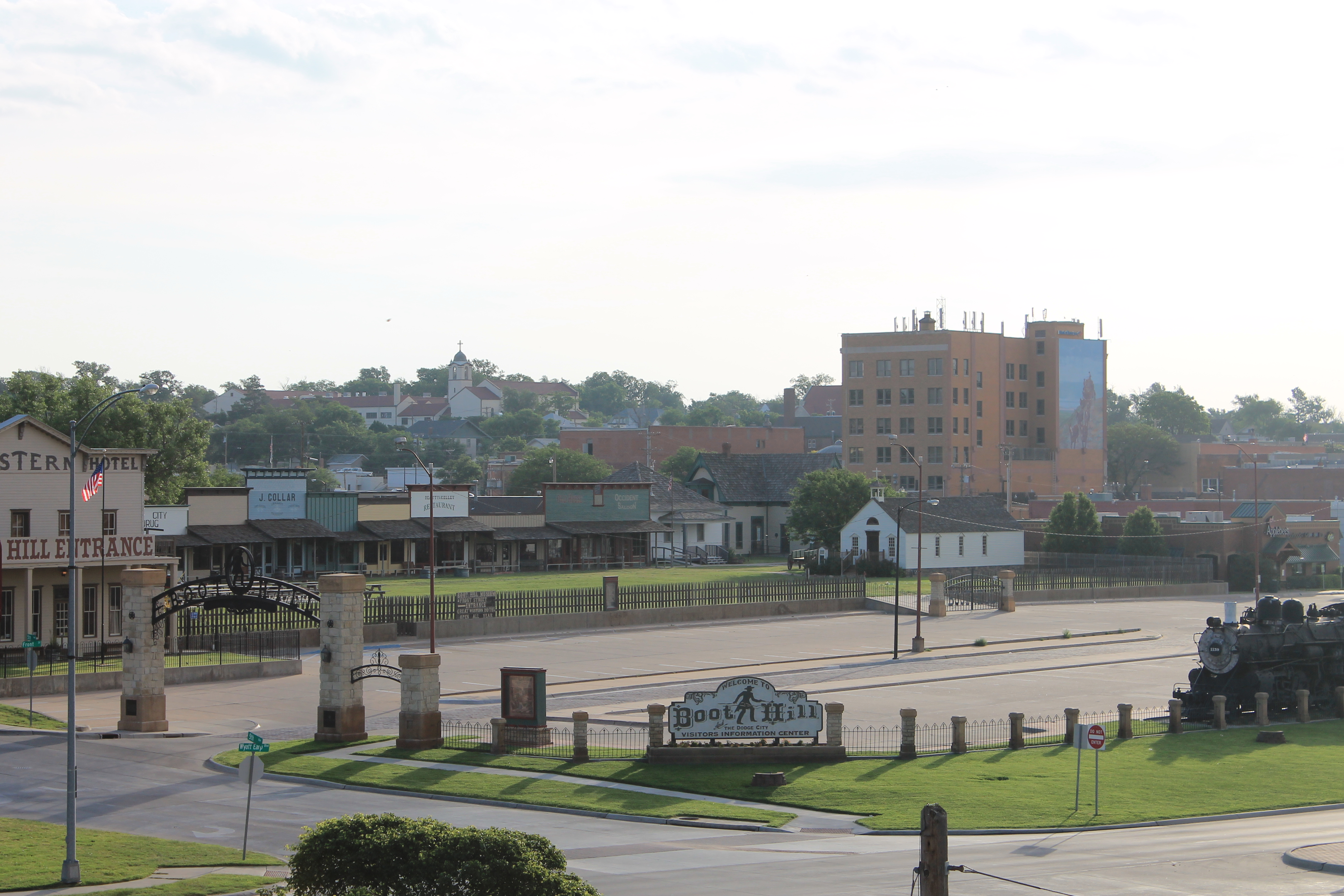 director's dialogue: dodge city's economic growth teaches lessons