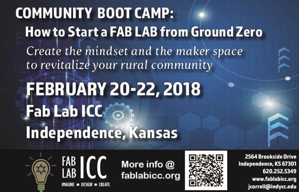 Fab Lab Boot Camp